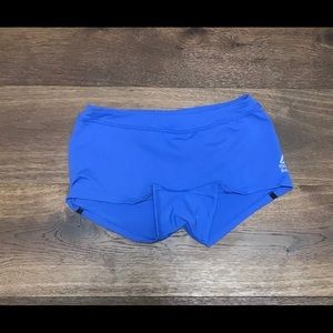 Reebok CrossFit chase shortie bootie shorts